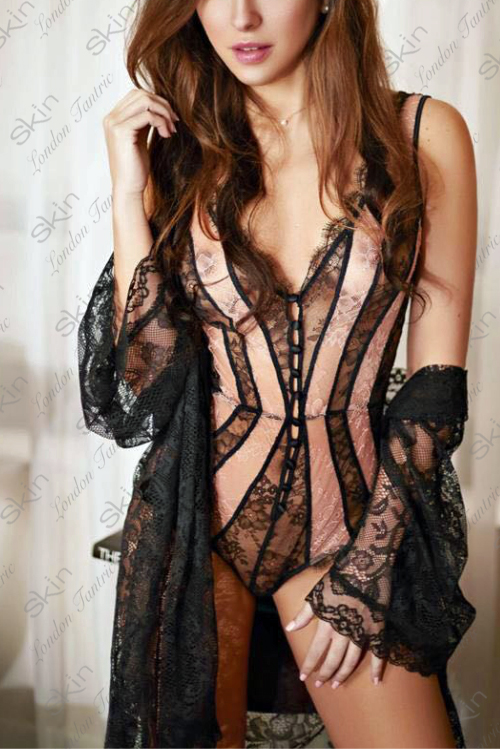 Book a sexual massage in London with Ariana