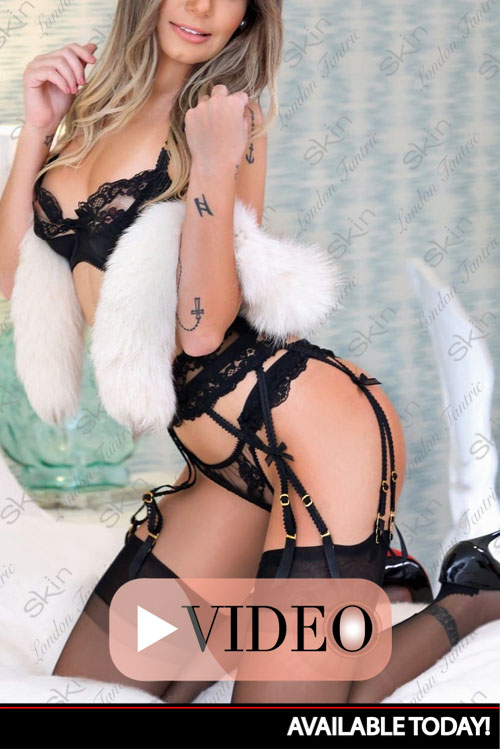 tantric massage london horny blonde in Earls Court London