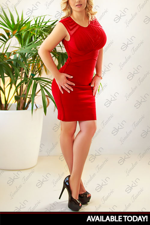 Sexy curvy masseuse in Baker Street London