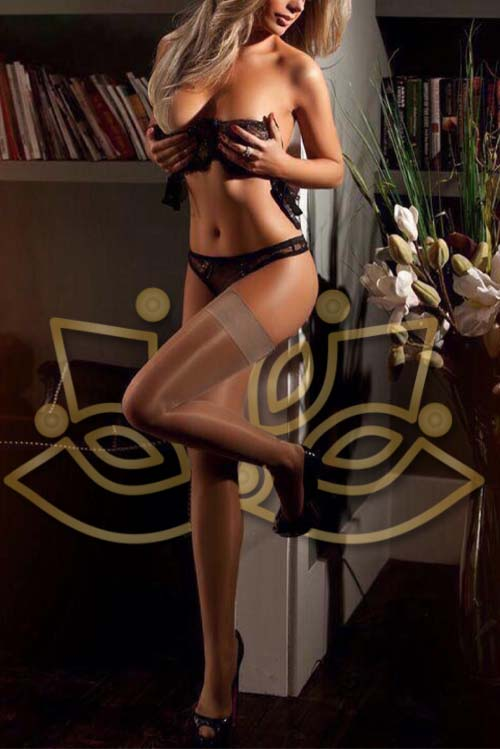 Erotic massage in London